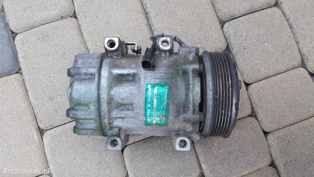 Sprężarka klimatyzacji Ford 2.  0 TDCI Focus C Max Volvo 3M5H 19D629-HB