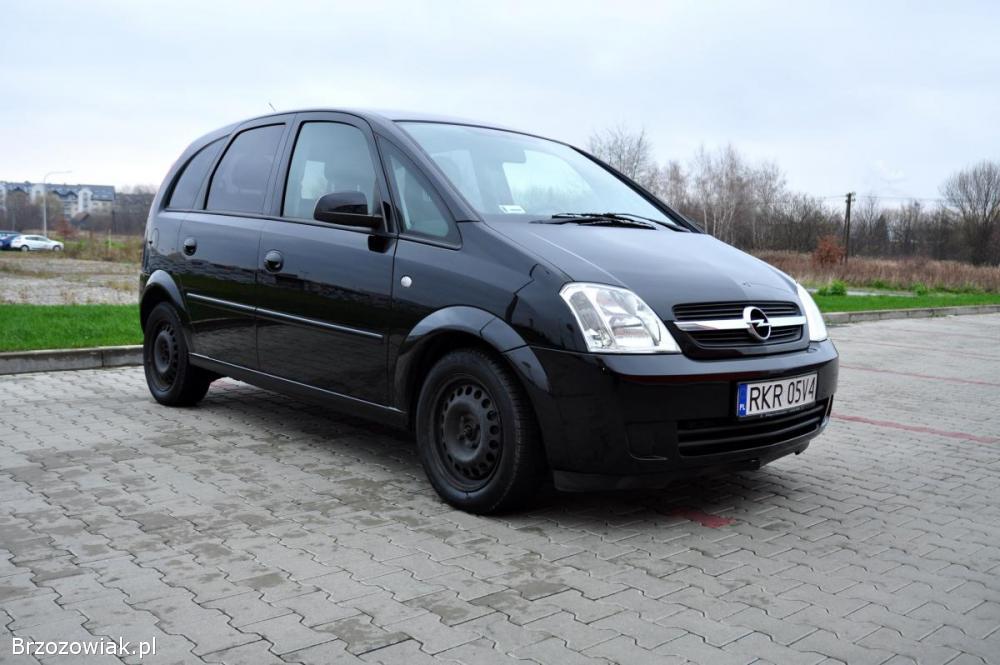 Opel Meriva 1,  4 benzyna 2006