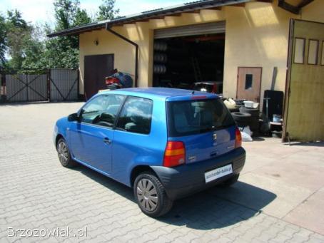 Seat Arosa 1,  4 benz.  -  1997 1997