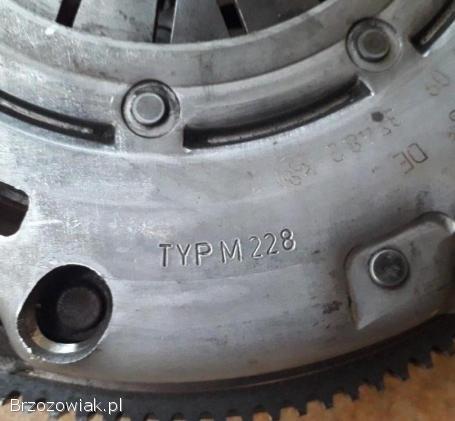 Sprzęgło+Koło Dwu Masowe SACHS 1.  9Tdi Volkswagen/Audi/Seat/Skoda