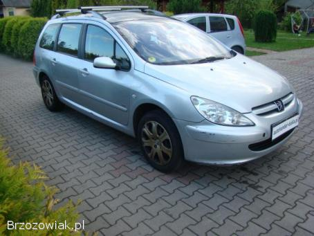 Peugeot 307 HDi-SW kombi 2003
